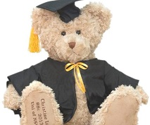 Graduation Teddy TIME