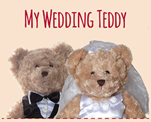 My Wedding Teddy