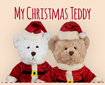 My Christmas Teddy