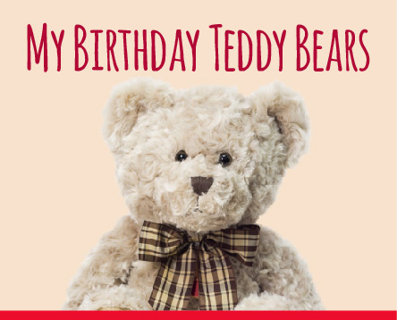 My Birthday Teddy Bears