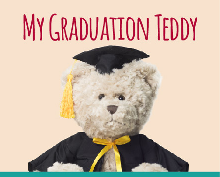 My Graduation Teddy