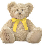 New Ribbon Colors Bears Web (Yellow)